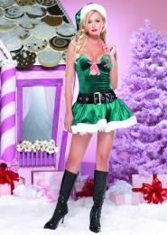 Leg Avenue 2PC.Christmas Kandy GN