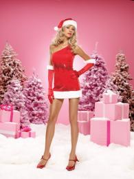 Leg Avenue 2 PC. Christmas Belle