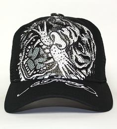 Ed Hardy PLATINUM CAP NEW TIGER BLACK