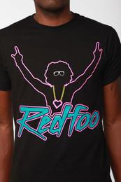 Party Rock Clothing Unisex Redfoo Logo Tee