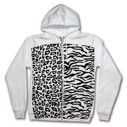 Party Rock Clothing Cheebra Hoodie WH