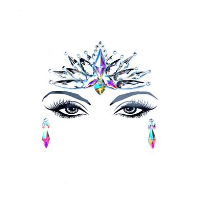 NEVA NUDE Selene Crystal Jewel BodiStix In Your Face Edition