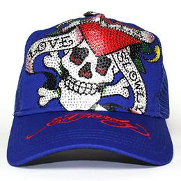 Ed Hardy PLATINUM CAP LOVE KILLS SLOWLY BL