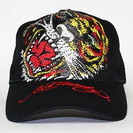 Ed Hardy PLATINUM CAP NEW TIGER BK